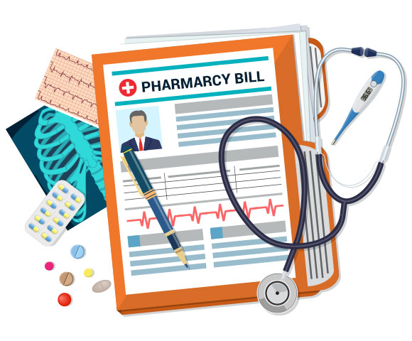 billing for pharmacy services